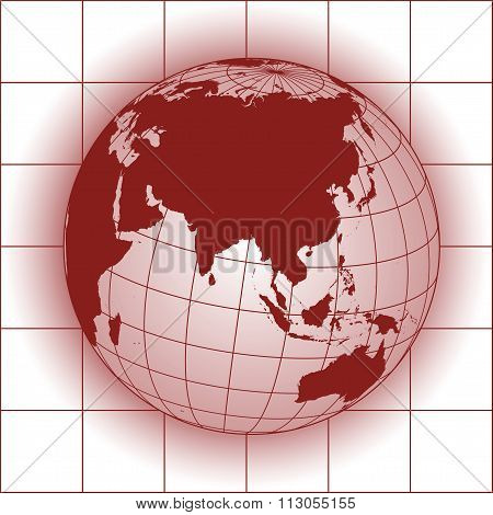 Asia Red