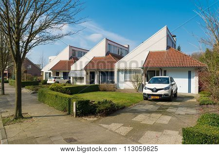 Modern Houses In The Netherlands