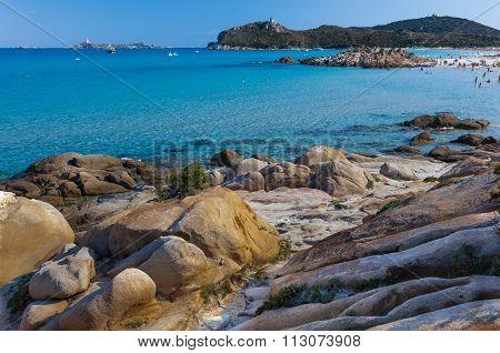 Villasimius Sardinia Italia