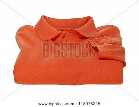 Polo Shirt Orange