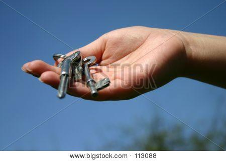 Handing The Keys
