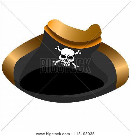 Pirate Hat Tricorn