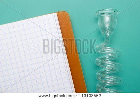 Laboratory Glass Coil