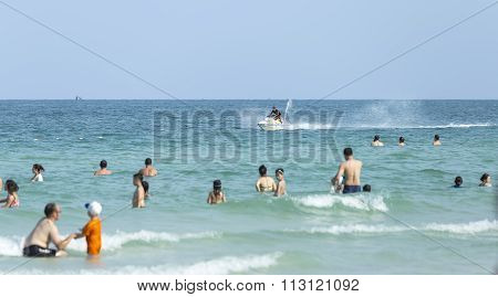 Khem holidays on sea beaches, Phu Quoc