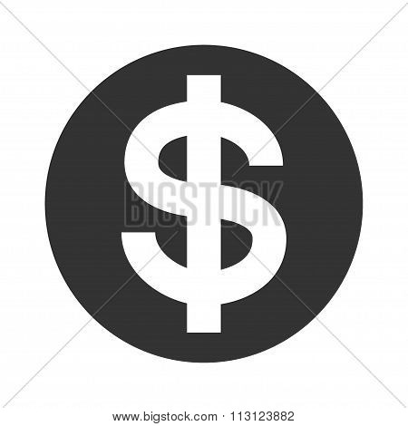 Dollars Sign. Usd Symbol Of Currency, Finance, Business And Banking.