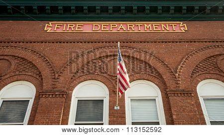 brick fire department