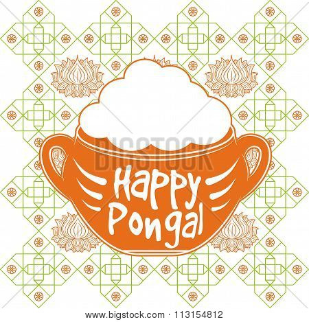 Indian Harvesting Festival, Happy Pongal.