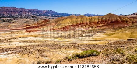 Painted Hills, Oregon, John Day Fossil Bed