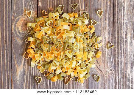 Durum Wheat Pasta With Vegetables