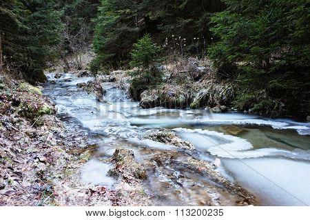 Water in winter