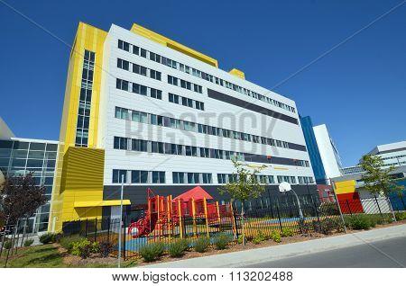 New McGill University Health Centre