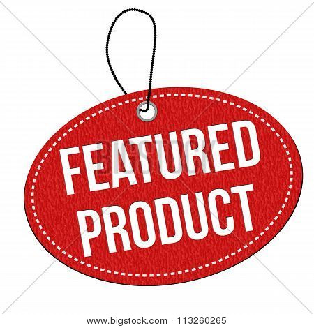 Featured Product  Label Or Price Tag
