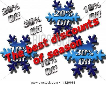 Best Discounts Of Season