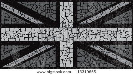 Mosaic Union Jack