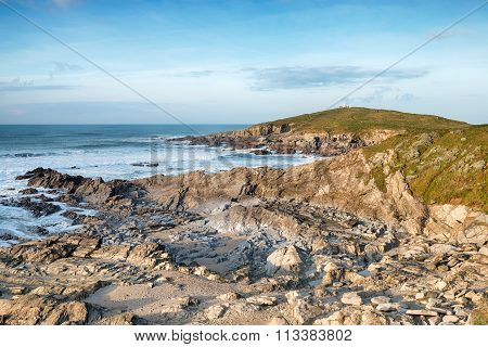 The Towan Headland At Newquay