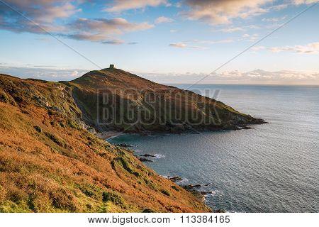 Rame Head In Cornwall