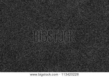 black glitter texture