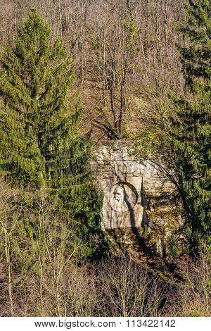 The Memorial Of Jaroslav Vrchlicky In Kutna Hora
