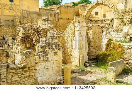 The Antique Baths