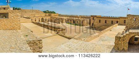 In Old Kasbah Of El Kef
