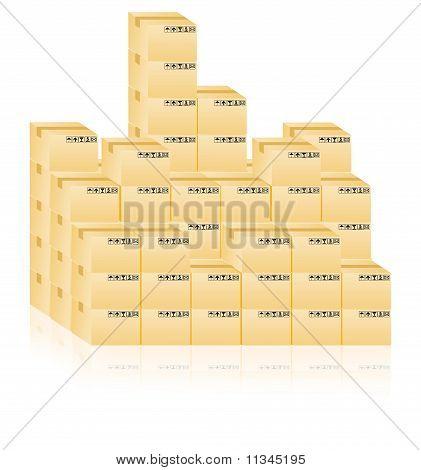 parcel goods