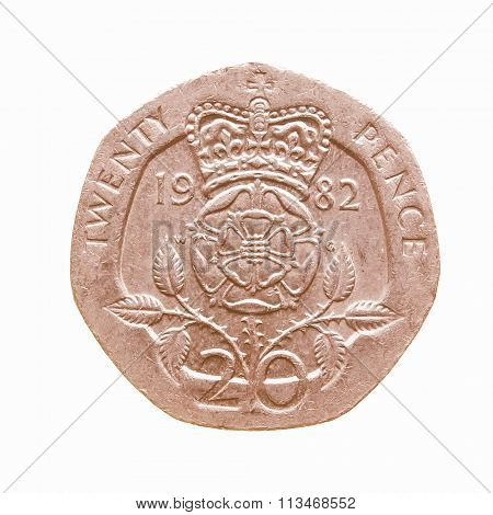 Coin Isolated Vintage