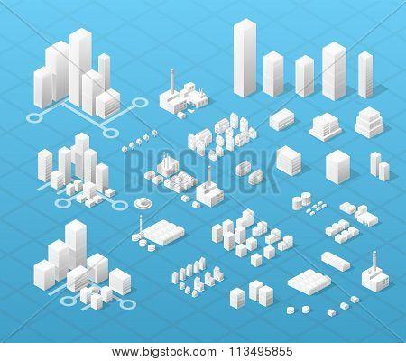 Large Modern City