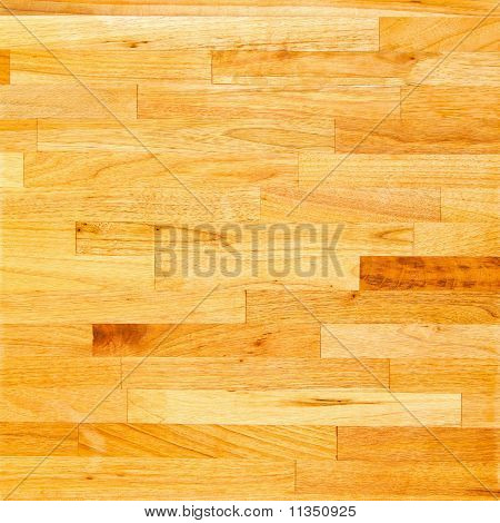 Close up shot of wooden plank board poster