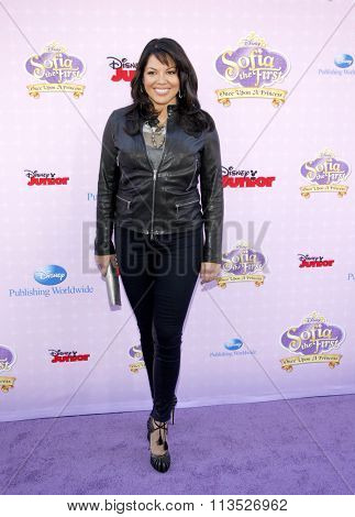 Sara Ramirez at the Los Angeles premiere of