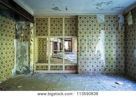 Destroyed Hotel In Kupari