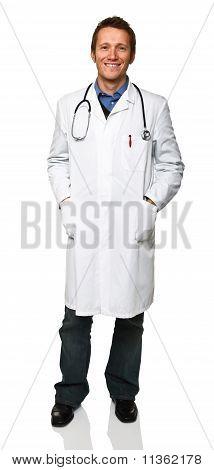 Standing Doctor