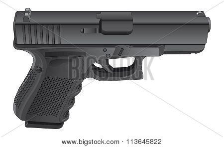Gun Semi Automatic Handgun