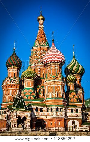 St Basils - Moscow