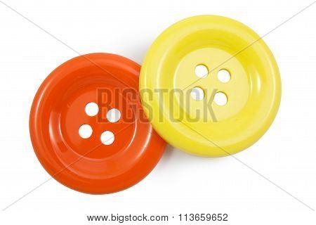 Yellow And Orange Clasper