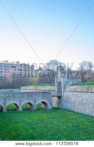 Main Gate Of The Citadel