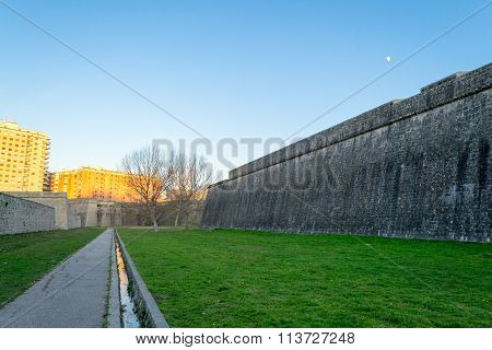 Down The Walls