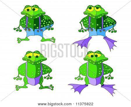 Frog Cartoon