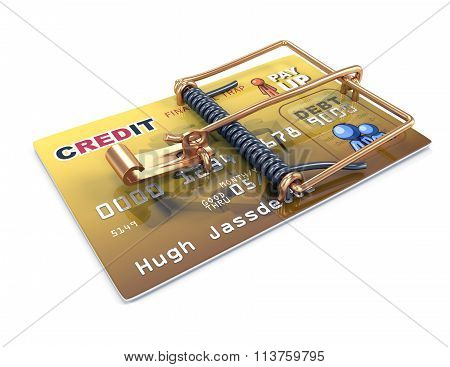 Credit Card Trap, Predatory Lending