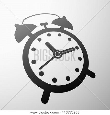 Emblem The Alarm.