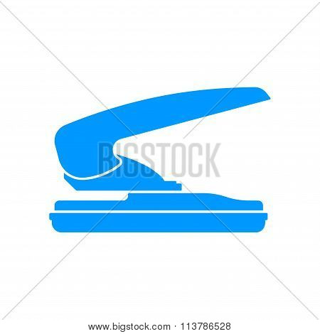 Two Hole Paper Puncher Icon