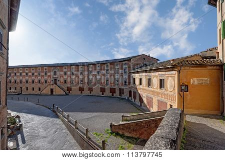 The Semenary Of San Miniato