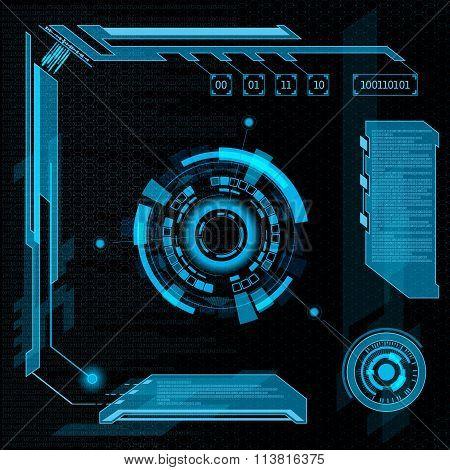 User Interface Hud.