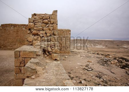 Avdat - the ancient Nabatean city