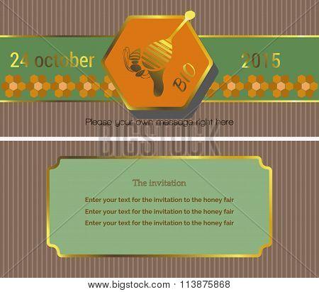 The invitation 9