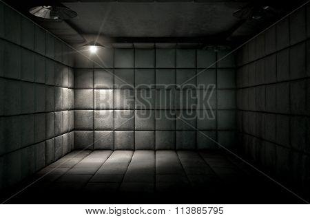 Padded Cell Dirty Spotlight