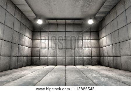 Padded Cell Dirty