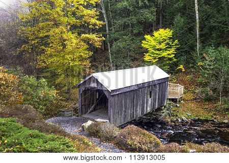 Copeland Covered Bridge, Edinburg, NY