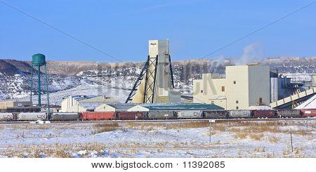 Mosaic K1 Potash Mine