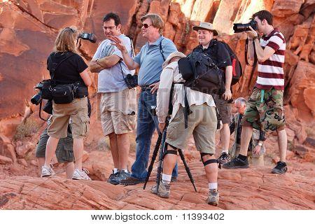 Napp Photo Safari 2010 At The Valley Of Fire