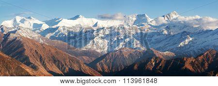 Lower Dolpo And Dhaulagiri Himal